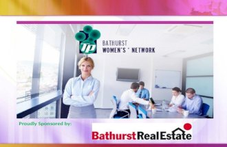 TP events and Bathurst Women's Network Event 24th July 2015