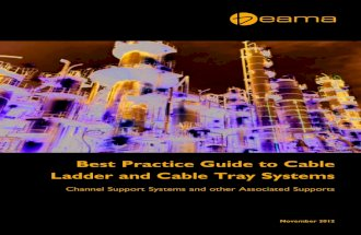 BEAMA Tray and Ladder Best Practice Guide