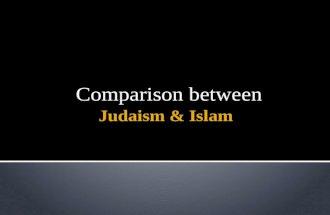 World religon (islam & judaism)