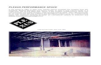 1982-1985  Plexus Performance Space, The Shuttle, CUANDO