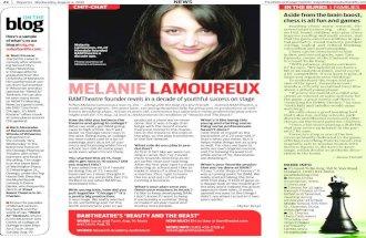 Q&A w/ Melanie
