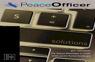 CPOA California Peace Officer Summer