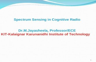Cognitiveradio