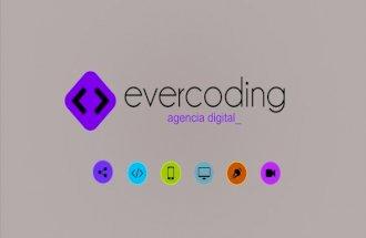 Credenciales Evercoding - Agencia Digital