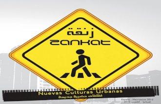 Festival Zankat de nuevas culturas urbanas. Marruecos 2012