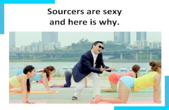 Sourcers are sexy and here is why.
