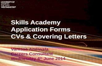 Skills academy june2014