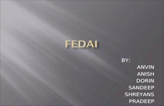 FEDAI