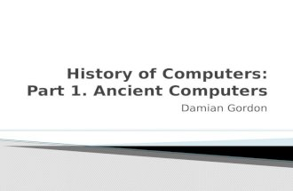 Damian Gordon. ï½ Might be an early example of a Tally Stick. ï½ An ancient memory aid device to record and document numbers, quantities, or even messages