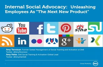 Activating Employees as Company Advocates on Social Media