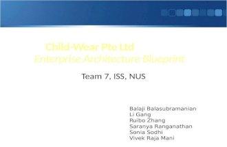 Child Wear Ea Blueprint V0.7