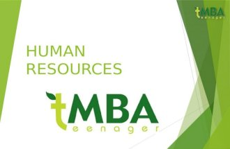 Human resources chapter 4
