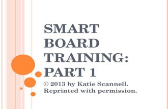 Et 5063 week 4 analysis smartboard training