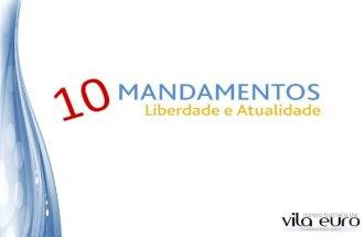 10 Mandamentos - Aula 06 - 5 mandamento