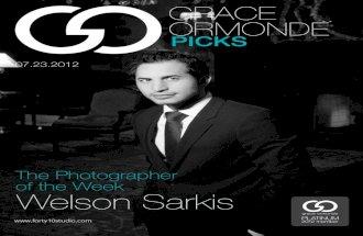 Welson Sarkis, Forty10 Studio