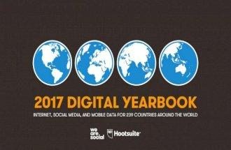 Datos uso de Internet y redes sociales en España y en mundo 2017