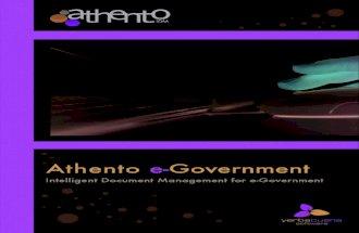 Athento e-Government