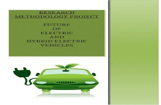 Research Methodology Report on Future of EV(s)